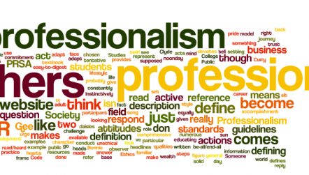 Word Cloud - Professional