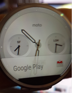 Moto 360 Screenshot