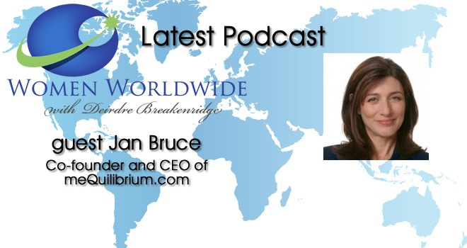 Women Worldwide with Guest, Jan Bruce