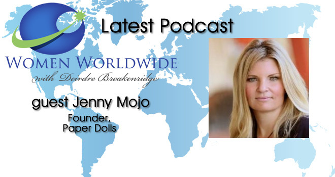 Women Worldwide with Guest, Jenny Mojo