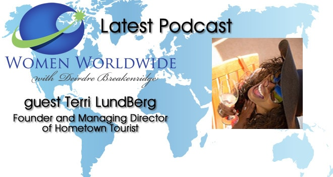 Women Worldwide with Guest, Terri Lundberg
