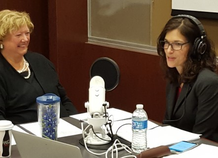 President Cecilia Fitzgibbon of Moore College of Art & Design interviews on Women Worldwide.