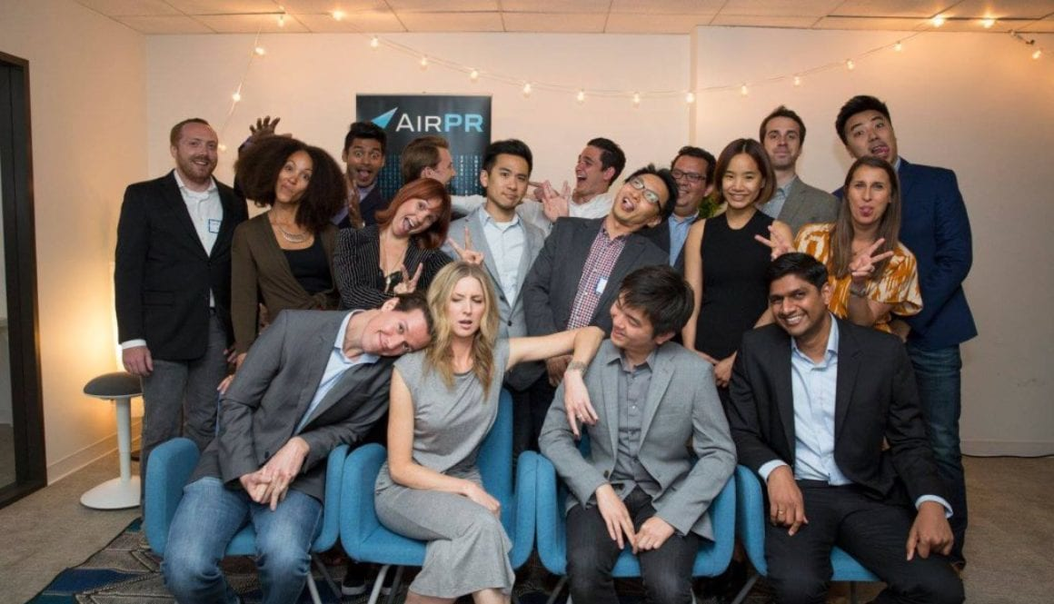 The AirPR Team