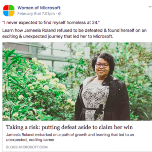 Women of Microsoft
