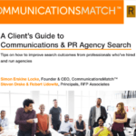 CommunicationsMatach PR Agency Search