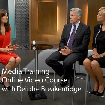 Public Relations Foundations: Media Training