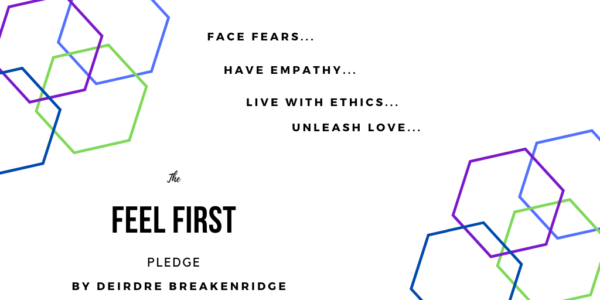 Click image to download the FEEL First Pledge.